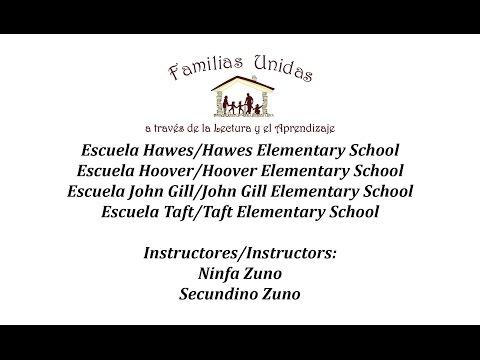 Familias Unidas Fall 2015- Redwood City School District