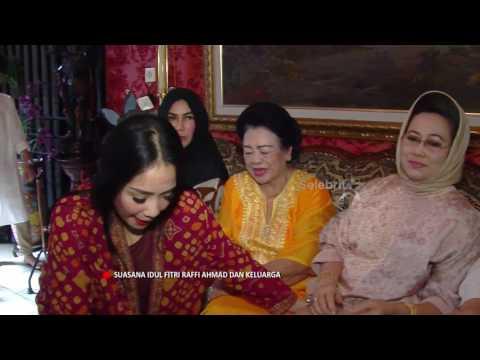 Suasana Lebaran Ala Raffi Ahmad & Nagita Slavina | Selebrita Pagi