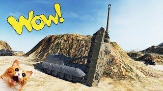 Приколы в World of Tanks - СМЕШНЫЕ моменты из Мира танков #9