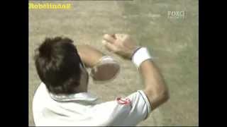 4 4 4 4 4 4 Sanath Jayasuriya MAGIC BATTING 24 runs in one over.....