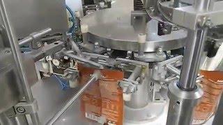 Gıda Paketleme Makinası, Kuruyemiş Dönerli Paketleme Makinesi