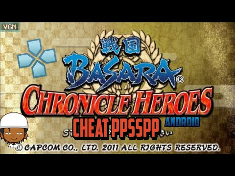 cheat-basara-chronicle-heroes-ppsspp