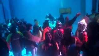 Snow City Bangalore - Snow dance floor or call it Snow Disco