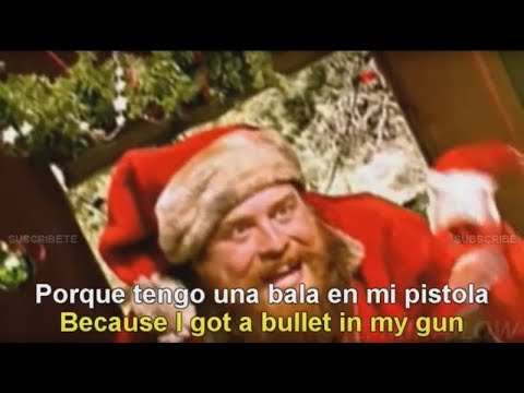 The Killers  - Don't Shoot Me Santa [Lyrics English - Español Subtitulado]