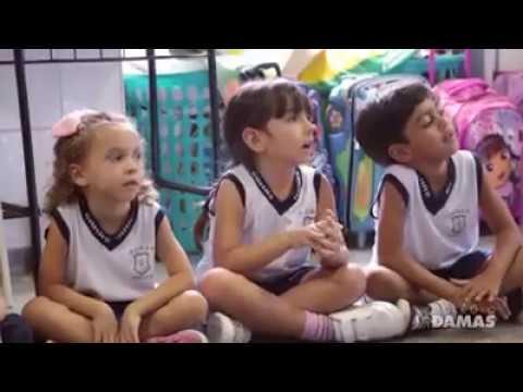 Case IS - Colégio Damas, em Recife-PE