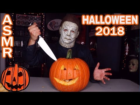 [ASMR] Michael Myers Role Play! (Halloween 2018)