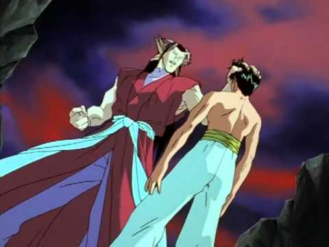 yu yu hakusho mp4 legendado