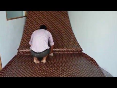 How to do CARPET Flooring installation on the floor in easy steps