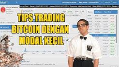 Trading Bitcoin untuk Pemula - Cara Trading Dengan Modal Kecil
