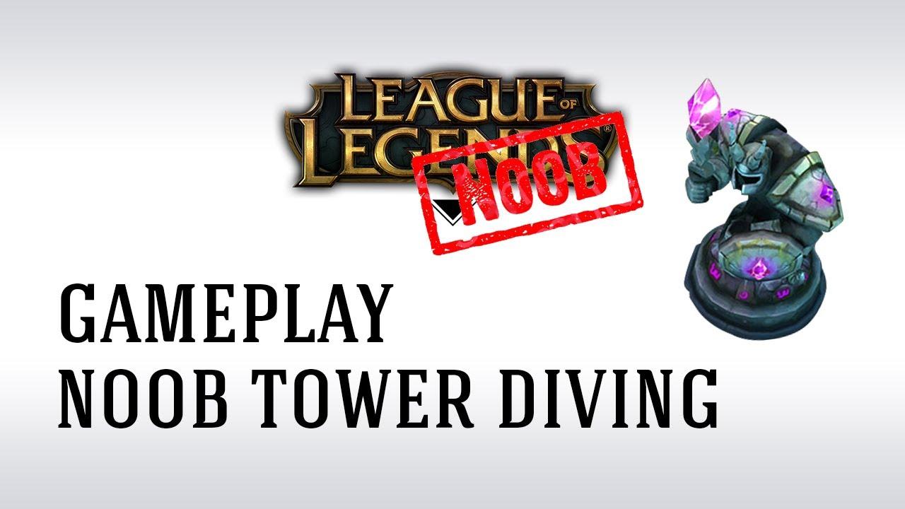 liga av legender matchmaking noobs
