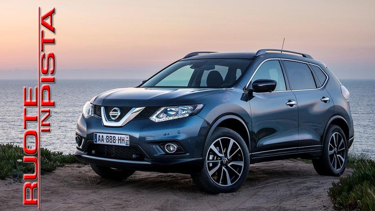 nissan x trail ruote in pista n 2243 le news di autolink del 26 05 2014 youtube. Black Bedroom Furniture Sets. Home Design Ideas