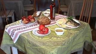 Сюжет Ю. Маликовой - Встречаем еврейский Новый год