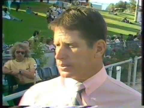 1984 Interdominions - Globe Derby Park, Adelaide: Fred Kersley Interview