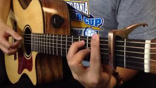 Hạnh Phúc Khi Anh Có Em - Phúc Bồ | Cover guitar by PT