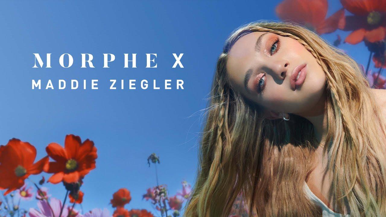 Morphe X Maddie Ziegler