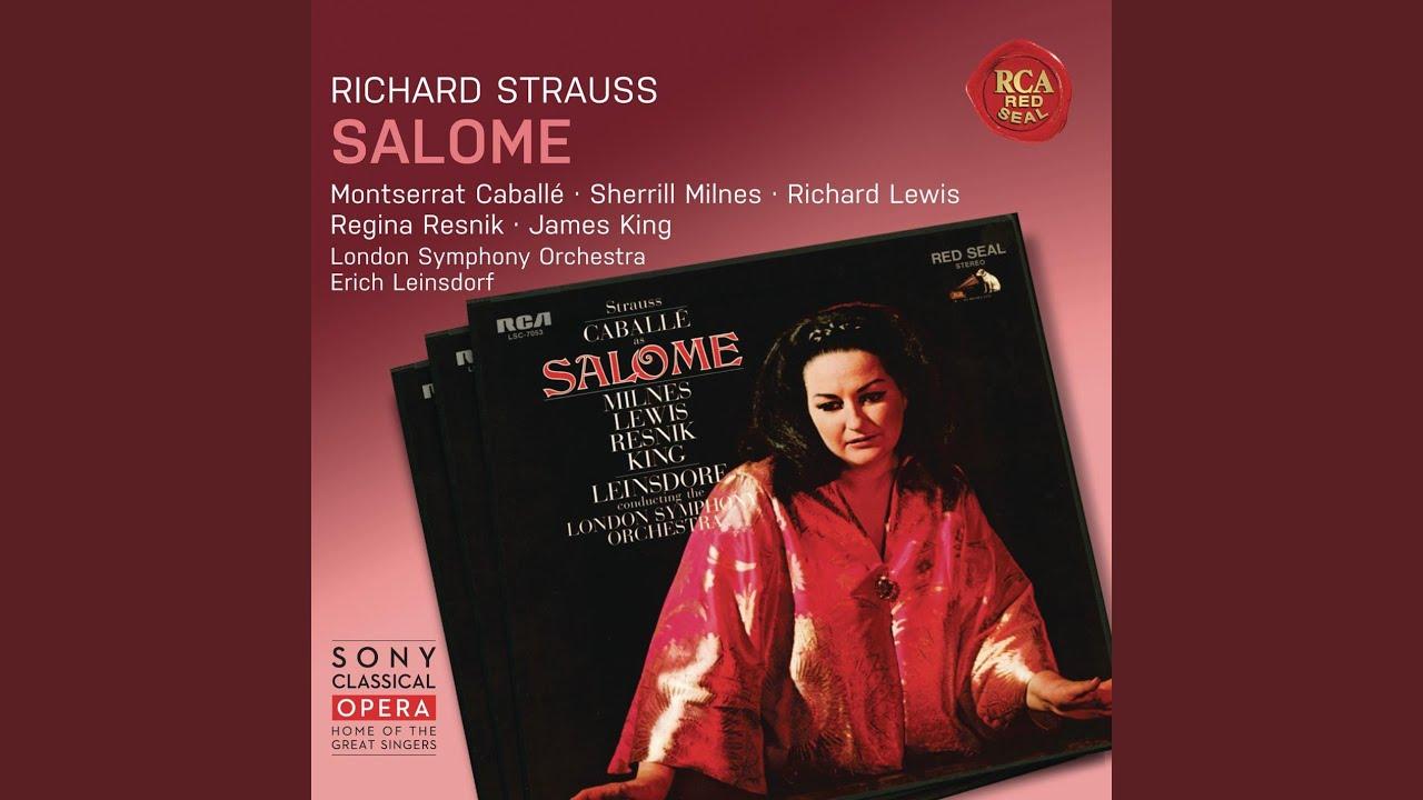 Salome: Salomes Tanz der sieben Schleier - YouTube