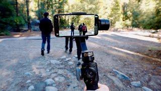 iPhone XS Cinematic - Zhiyun Smooth 4 + Filmic Pro