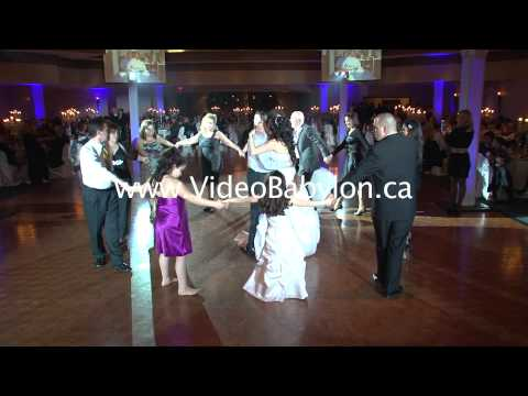 Father Daughter Dance - Toronto Wedding Italian Portuguese wedding by Babylon Productions
