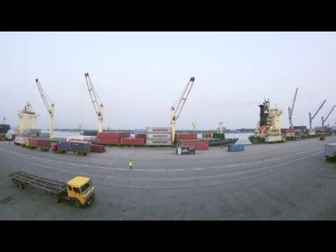 Chittagong PORT AV by Saif powertec