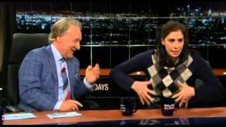 sarah silverman to bill maher why i endorse bernie sanders