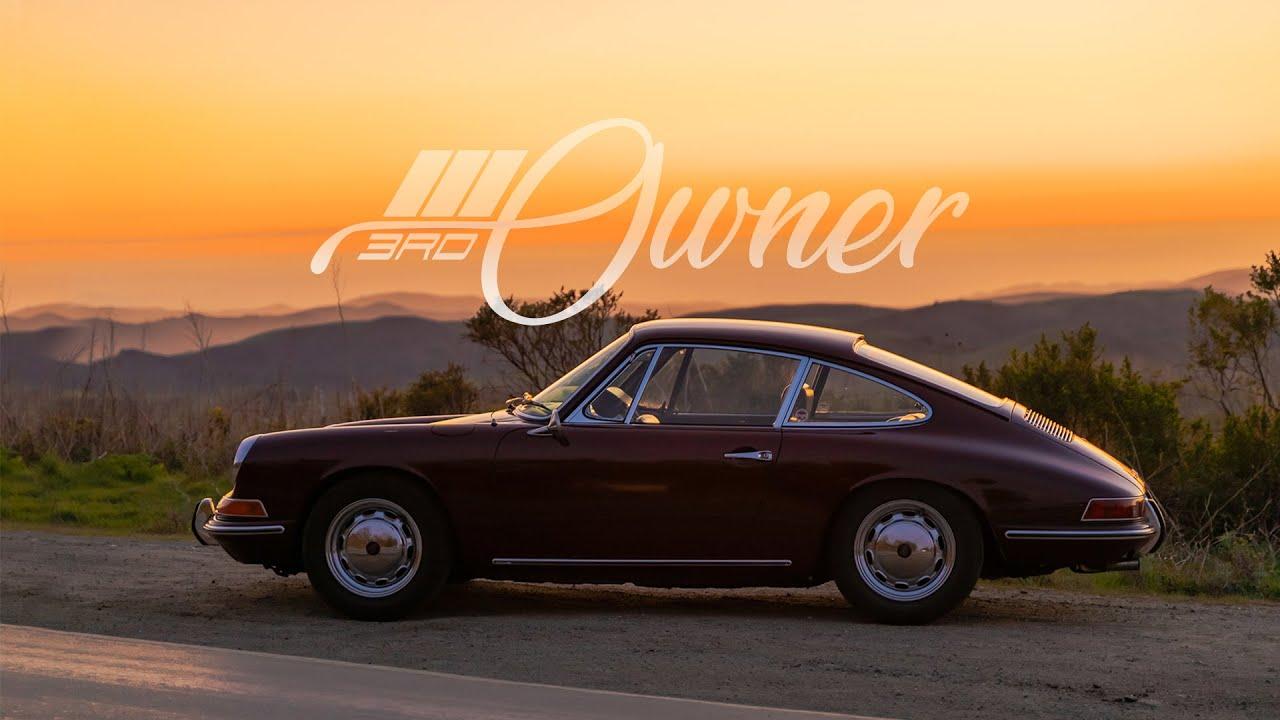 1968 Porsche 912: Third Owner