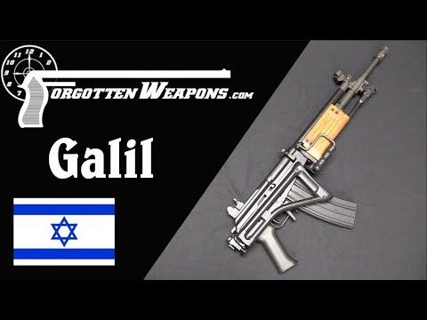 The Israeli Galil