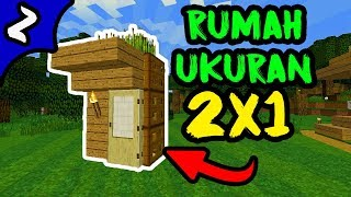 Video ✔ Minecraft: Cara membuat Rumah Ukuran 2x1 ! download MP3, 3GP, MP4, WEBM, AVI, FLV Oktober 2018