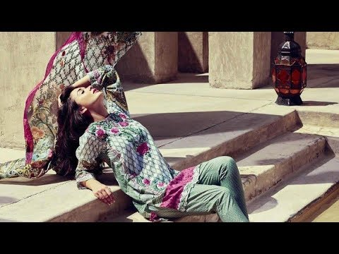 Branded Replica Lawn Suits - Manufacturers in Pakistan