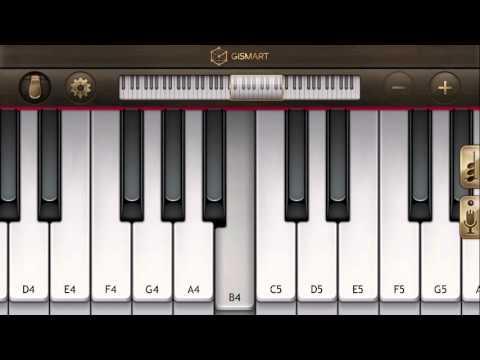 Tu Jo Mila - Bajrangi Bhaijaan Piano Tone