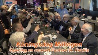 Koningsdag Millingen opening en concert