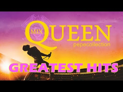 Queen - Mix Greatest Hits