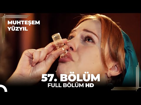 Muhteşem Yüzyıl - 57.Bölüm (HD) from YouTube · Duration:  1 hour 58 minutes 14 seconds