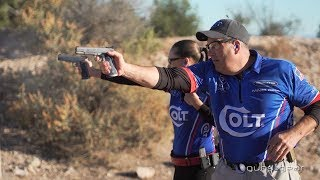 Colt Gold Cup - Ready to Compete: Guns & Gear|S9 E4