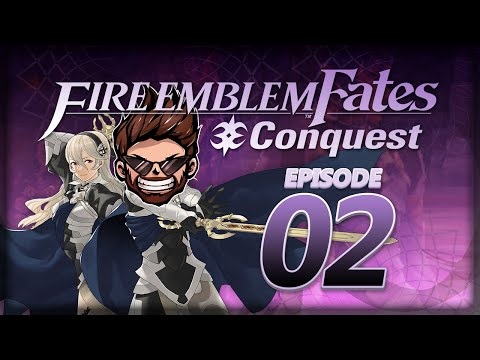 """Let's Play Fire Emblem Fates: Conquest Classic w/ ShadyPenguinn """"I'm Falling IN LOVE!"""""""