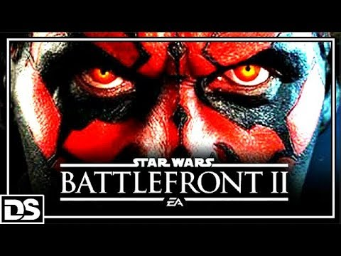 Star Wars Battlefront 2 Gameplay German - Darth Sorb (Let's Play Deutsch Multiplayer)