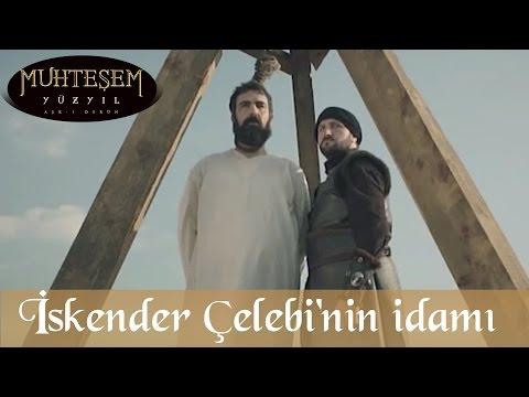 İskender Çelebi'nin İdamı - Muhteşem Yüzyıl 68.Bölüm