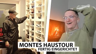 Justin reagiert auf Montes fertiges Haus TEIL 1! | Reaktion