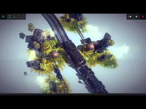 Besiege - railroad