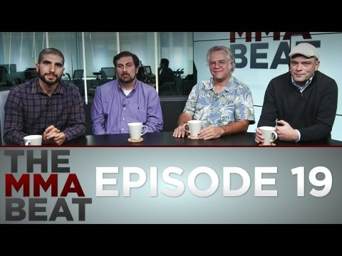 The MMA Beat - Episode 19