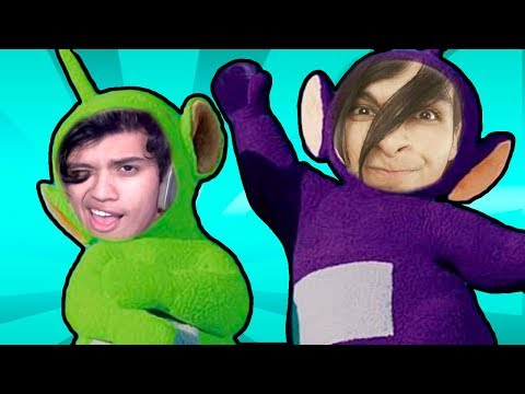 SLENDYTUBBIES 3 MULTIPLAYER SUPERVIVENCIA EXTREMA!!