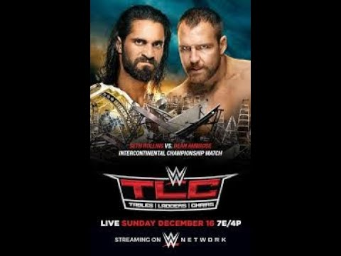 what are wwe chairs made of graco swing chair youtube lrmania s predictions for tlc tables ladders 2018 with spreaker