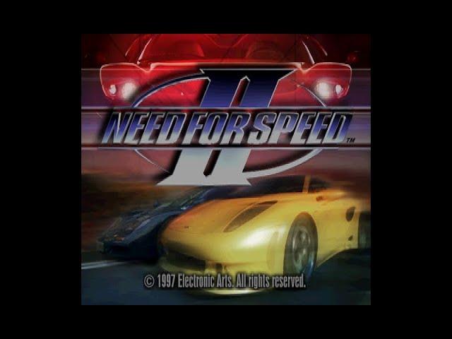PSX Longplay [392] Need for Speed II