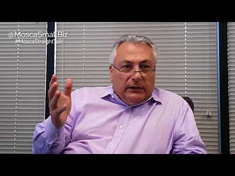 The Three Key Interview Questions | Straight Talk with Louis Mosca