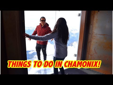 THINGS TO DO IN CHAMONIX FRANCE TRAVEL GUIDE | AIGUILLE DU MIDI