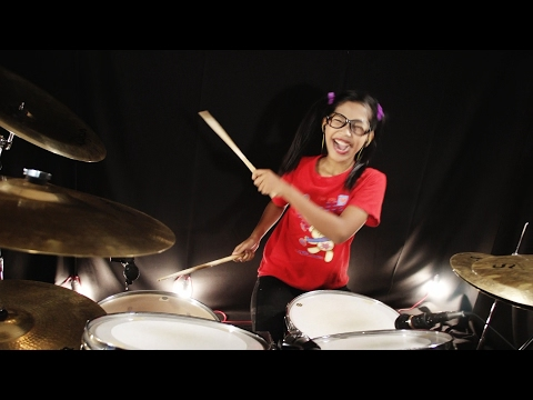 Free Download Iklim - Blues Terengganu Kita Drum Cover By Nur Amira Syahira Mp3 dan Mp4