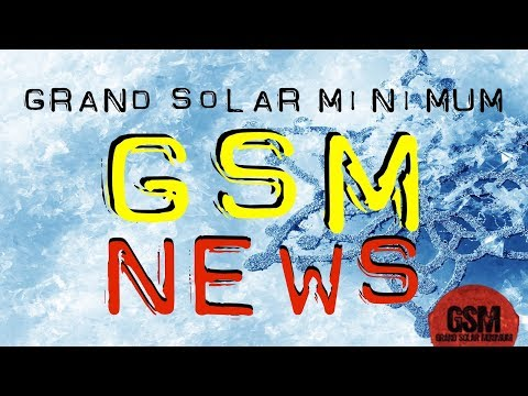 *Polar Vortex Rivals 2014 *Canada's Winter Stats *Grand Solar Minimum News*
