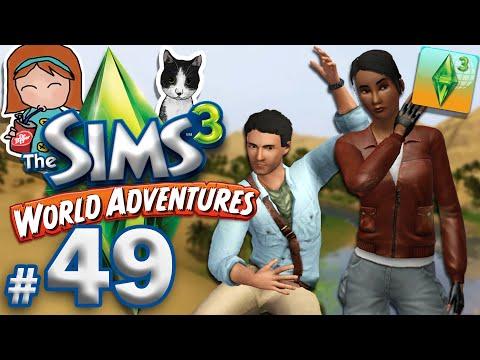 🌍 The Sims 3: World Adventures #49 - Tomb Tours (Egypt)