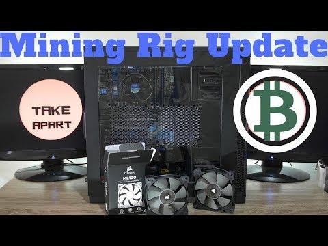 💰 Mining Rig Update | Fan Installation |💰Bitcoin💰 | Rock Solid Mining | [4K]