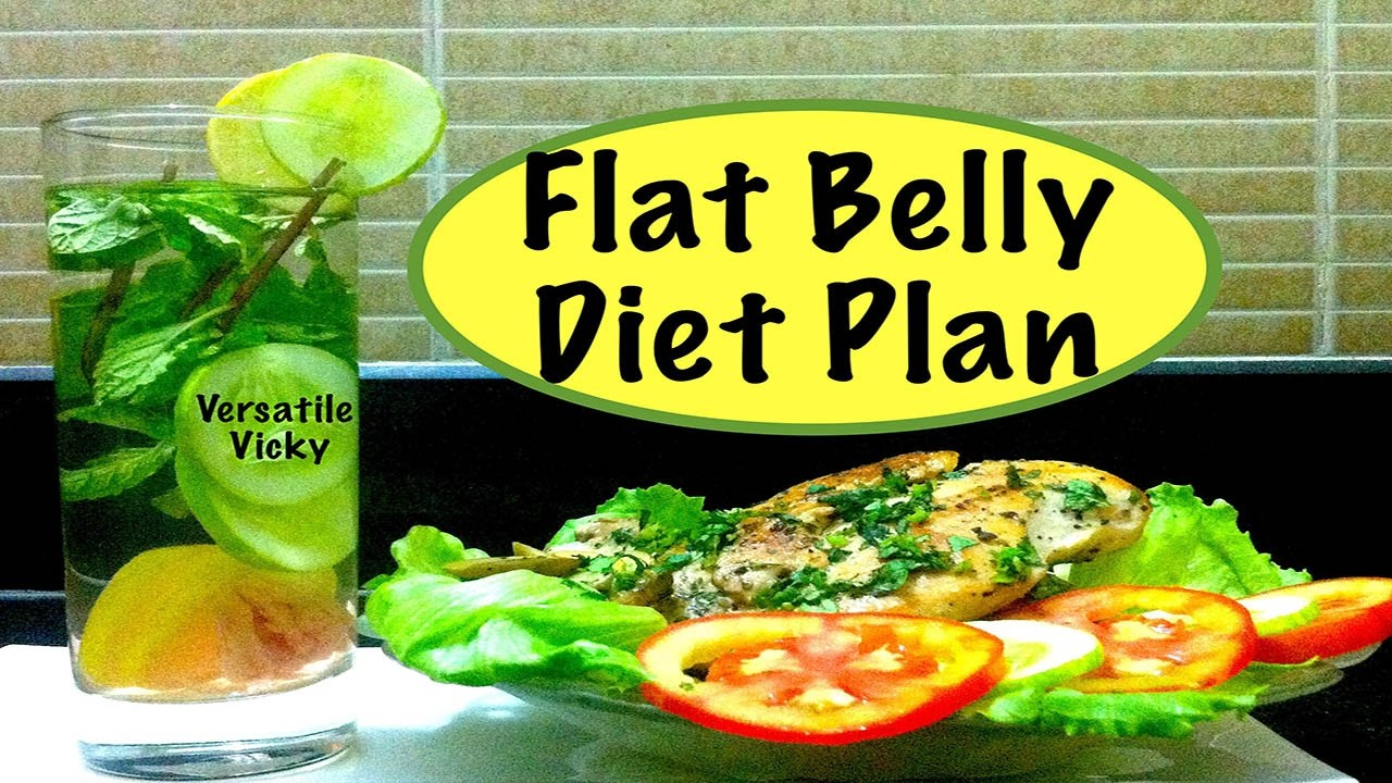 Diet plan to reduce belly fat in a week