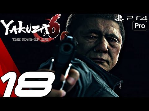 YAKUZA 6 - Gameplay Walkthrough Part 18 - Secret Revealed & Hirose Boss Fight (PS4 PRO)